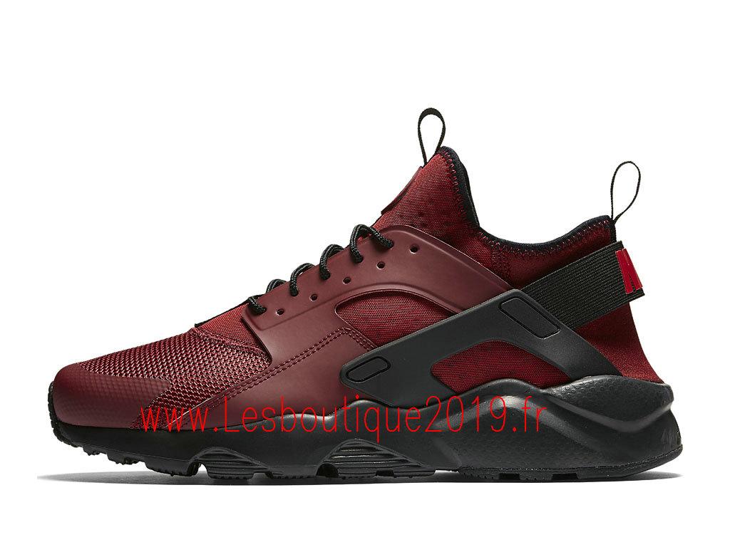 Nike Air Huarache Ultra Chaussures nike pas cher Pour Homme Rouge Noir  819685_601 - 1901071238 - Achetez de Chaussure de Baskets ! Nike en ligne!