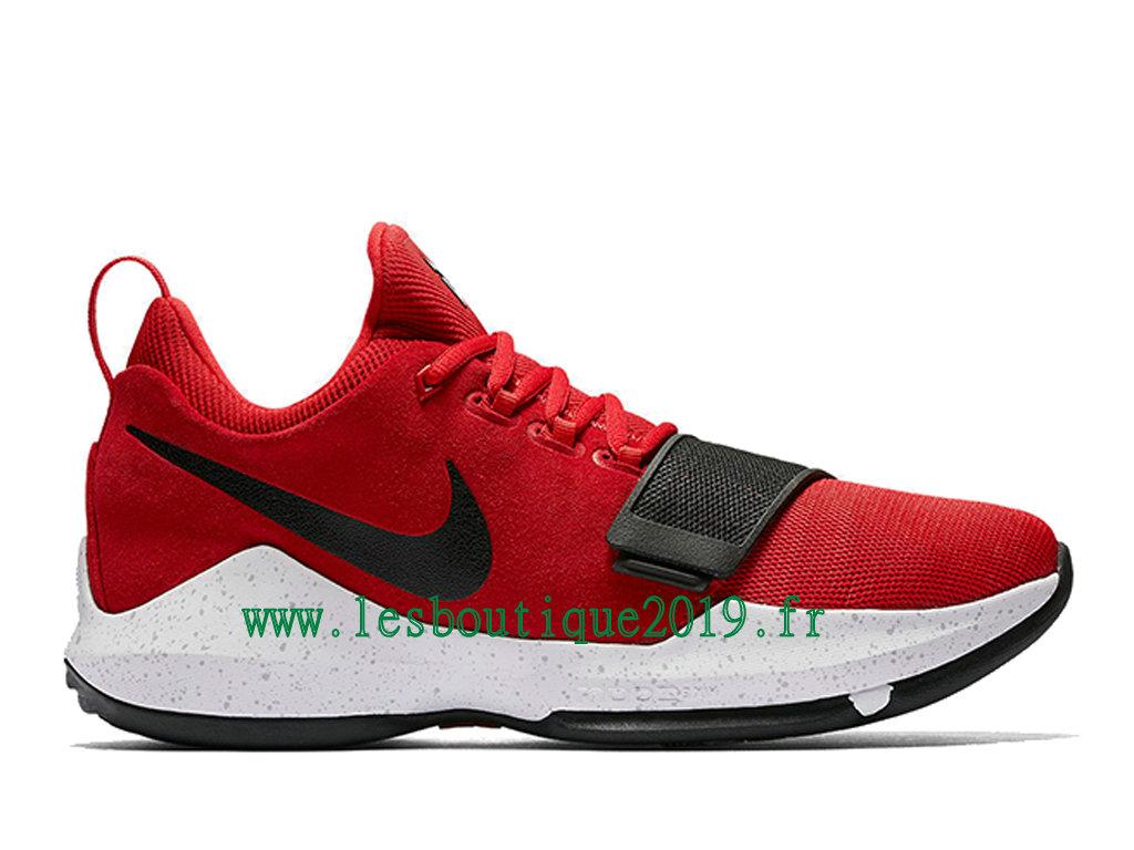 Nike PG 1 Paul George University Red Men´s Nike BasketBall
